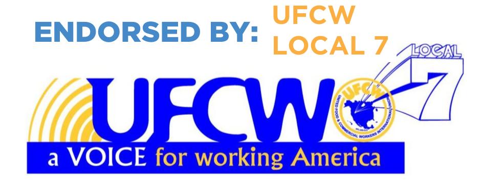 UFCW Local 7 Endorses Juan Marcano