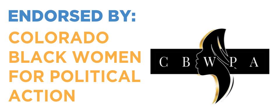 Colorado Black Women for Political Action Endorses Juan Marcano