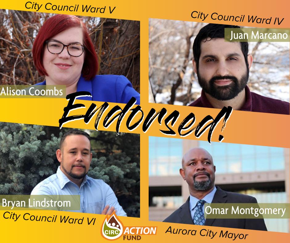 Colorado Immigrant Rights Coalition Endorses Juan Marcano